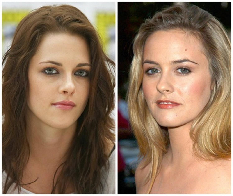 Девушки которые похожи на знаменитостей фото
