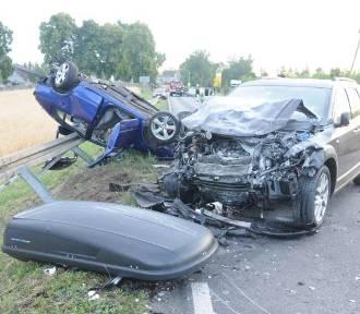 Wypadek w Brdowie. Jest opinia biegłego FOTO