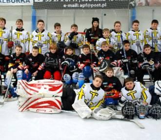 Hokeiści z Malborka nadal niepokonani w Regionalnej Lidze Hokeja