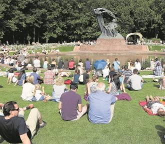 Piknik w Warszawie. Sprawdź, gdzie najlepiej wypocząć w plenerze