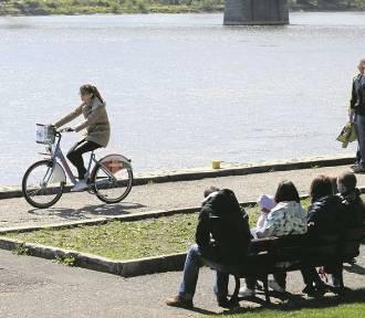 Miejski rower rośnie w siłę
