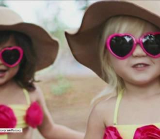 Everleigh Soutas i Ava Foley. 2-letnie fashionistki [wideo]