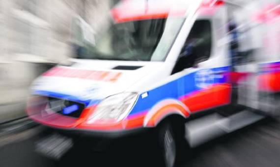 Kraków. Kobieta potrącona na pasach [KRÓTKO]