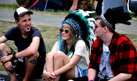 Woodstock 2015: Środa i już się dzieje! [zdjęcia]