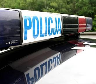 Wypadek na autostradzie A4 w kierunku Krakowa