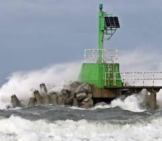 Prognoza pogody na 30 listopada. Silny wiatr na Pomorzu [WIDEO]