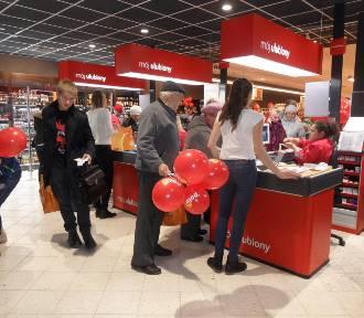 Otwarcie Polomarketu w Zawierciu [FOTO]