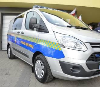 Nowy radiowóz Straży Miejskiej [ZDJĘCIA]