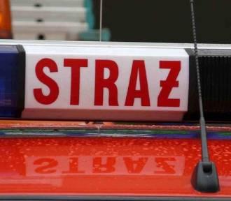 Wypadek z udziałem trzech samochodów w Pietrowicach Wielkich
