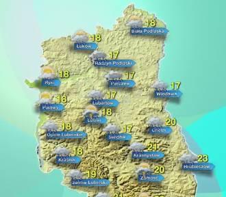 Pogoda w woj. lubelskim w piątek (WIDEO)