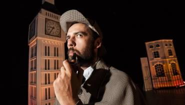 Mega Room Escape London. Rozwiąż kryminalną zagadkę z pomocą Sherlocka Holmesa