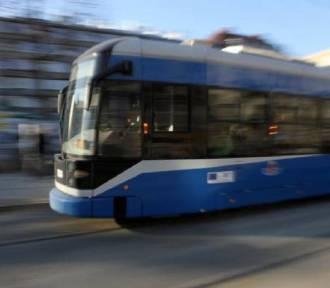 Kraków. Tramwaje nie przejeżdżają ulicą Brożka [KRÓTKO]