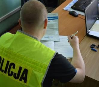 Pijany, bez prawa jazdy i z narkotykami - policjanci z Tczewa zatrzymali 45-letniego kierowcę