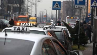 Duże kłopoty z zamówieniem taksówki