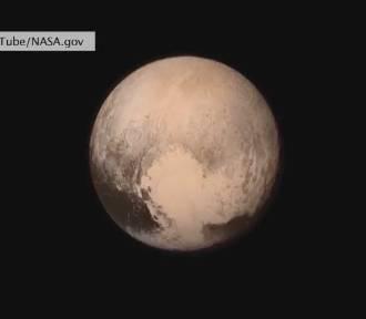 Przelot sondy obok Plutona zakończony sukcesem [wideo]