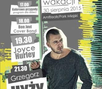 Grzegorz Hyży zagra w niedzielę w Lublińcu