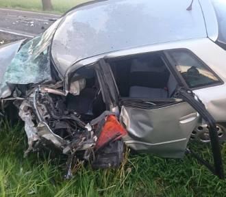 Wypadek w Olimpiowe. Cztery kobiety ranne