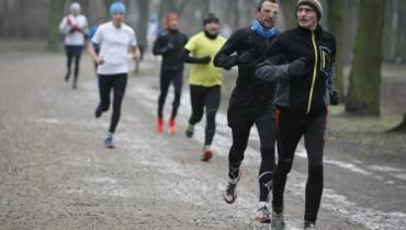 Parkrun Łódź w parku Poniatowskiego. Sobotnie bieganie (28 listopada) [ZDJĘCIA]