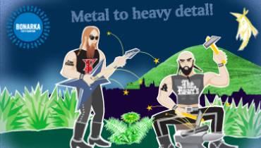 Metal to heavy detal! Tajemnice królewskiego miasta
