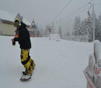Sezon narciarski w górach rozpoczęty!