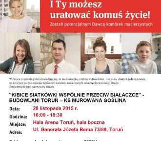 Budowlani i DKMS - Razem przeciwko białaczce!