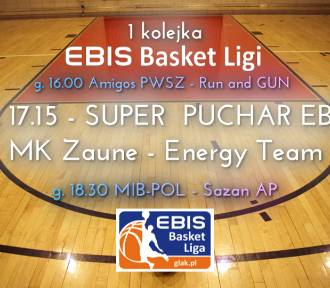 Na dobry początek SUPER Puchar EBIS Basket Ligi