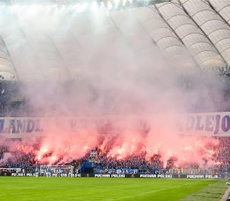 Stadion Lecha Poznań zamknięty za transparent w Sarajewie