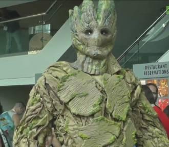 Festiwal komiksu Comic - Con: Najlepsze kostiumy uczestników [wideo]