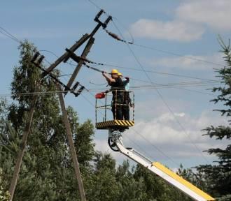 Po nawałnicy torunianie pozbawieni prądu. Sprawdź gdzie nie było elektryczności