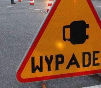 Śmiertelny wypadek pod Tychowem. Zginął 23-latek