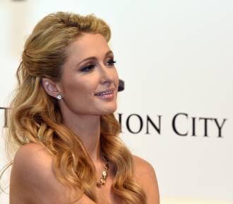 Paris Hilton zgubiła w Polsce pierścionek