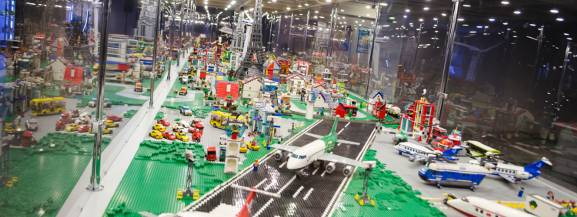 Wystawa Lego na Stadionie Narodowym [BILETY, CENY, parking, atrakcje, godziny zwiedzania]