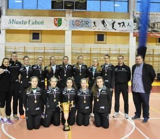 Turniej Sylwestrowy Juniorek w Luboniu