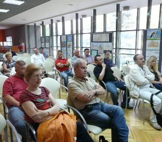 Spotkanie w sprawie budżetu obywatelskiego w Rawie