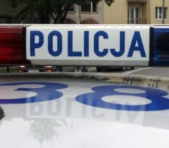 Wypadek na Młynarskiej. Kobieta zmarła pomimo reanimacji [WIDEO]