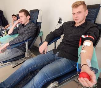 Studenci oddają krew! Wampiriada do środy w Łączniku [wideo, zdjęcia]