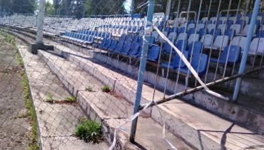 Kraków. Stadion Hutnika po Euro niszczeje [ZDJĘCIA, WIDEO]