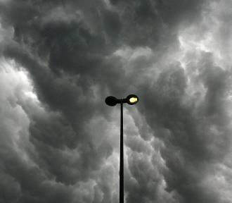 Pochmurno, ale bez deszczu (POGODA)
