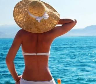 Zabiegi pielęgnacyjne po kąpieli słonecznej -