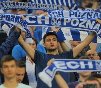 Kibice na meczu Lech Poznań - FC Basel. Znajdź się na trybunach [ZDJĘCIA]