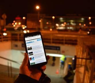 Nowe oznakowanie i WiFi na dworcu w Kielcach