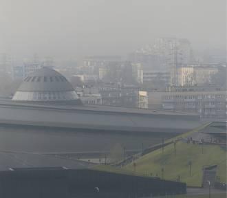 Alarm smogowy na Śląsku. Najgorzej w Gliwicach, Rybniku i Wodzisławiu Śląskim