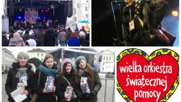WOŚP 2015 w Bydgoszczy. Co w programie i kto zagra na Starym Rynku?
