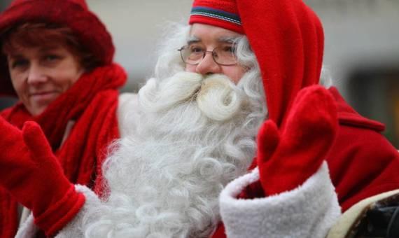 Mikołaj z Laponii odwiedzi Łódź!