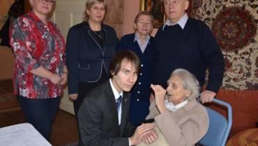 Mieszkanka Tarnowskich Gór skończyła 109 lat. Jest trzecią najstarszą Polką!