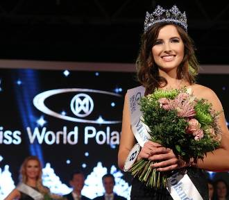 Miss World Poland 2015. Polską kandydatką Marta Pałucka z Sopotu! [ZDJĘCIA, WIDEO]