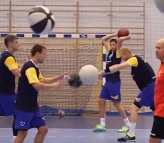 Szczypiorniści mistrza Polski Vive Tauron Kielce trenują w Arłamowie