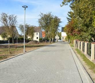 Sławno: Zakończono remont ulic na Osiedlu Słupskim [ZDJĘCIA]
