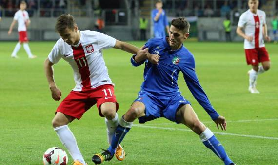 Na Arenie Lublin sprawdzian przed Euro U21