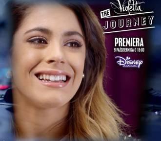 "Violetta ""Podróż"". Powstał film o kulisach serialu Violetta i trasy koncertowej Violetta Live"